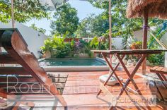 Encantadora casa con alberca en venta en Tulum, Riviera Maya $126,00 USD