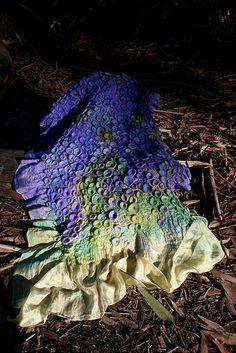 Felting Rae Woolnough Textiles Artist | gallery