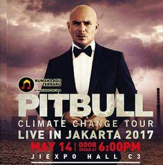 Indonesia baru – baru saja dihebohkan dengan ketadangan dari Boyband asal Korea Selatan yaitu BTS yang akan menggelar konser di Indonesia.  Pitbull, Climate Change Tour, Pitbull Climate Change Tour, Berita Terbaru Pitbull, Konser Pitbull Indonesia, Pitbull di Indonesia, Konser Terbaru Pitbull, Berita Musik Terbaru