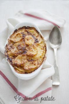 Gratin di patate | La tarte maison