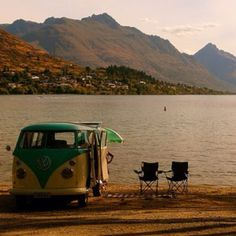 VW Van, take your little vanfriend on a holiday