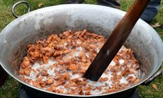 Street Food Slavonian Style A Hit At Advent In Zagreb Croatia Week Street Food Food Appetisers