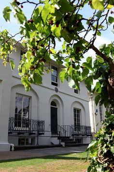 John Keats' house in Hampstead, London that has been recently renovated