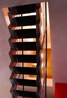 Architecture. Casa TC. duplex renovation. A project by OfficineMultipo. #scala #staircase steel staircase
