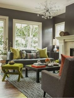 Find This Pin And More On Favorite Places Spaces Modern Living Room