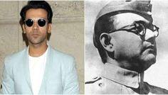Rajkummar Rao goes half bald for 'Bose' – Gossip Movies