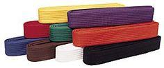 BlackBeltShop Solid Rank Karate Martial Arts and TaeKwonDo Belts Green size 3 - http://www.exercisejoy.com/blackbeltshop-solid-rank-karate-martial-arts-and-taekwondo-belts-green-size-3/martial-arts/