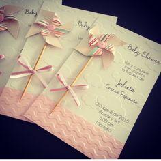 Invitaciones #babyshower