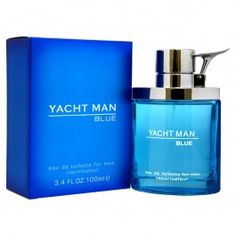 Yacht Man Blue was launched by the design house of Myurgia in the year 2001. It is recommended for casual wear.