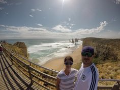 Beautiful view  #12apostles #twelveapostles #victoria #australia #beach #gopro #goprooftheday #goprohero3 by cheekymonkey01 http://ift.tt/1ijk11S