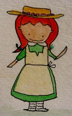 Anne Shirley -- Anne of Green Gables
