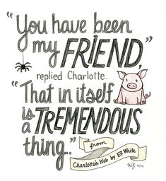 57 Ideas For Book Quotes Friendship Charlottes Web Quotes From Childrens Books, Children Book Quotes, Best Children Books, Children Reading, Baby Book Quotes, Quotes From Books, Quotes Kids, Lesson Quotes, Reading Quotes
