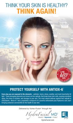 Is your Skin Healthy? We can make sure it is!