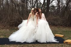 See Vera Wang's exclusive Spring 2015 collection here.