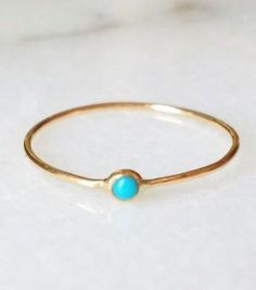 Catbird :: shop by category :: JEWELRY :: Rings :: Pip Ring, Turquoise