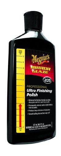 Meguiar's M205 Mirror Glaze Ultra Finishing Polish - 8 oz. #carscampus