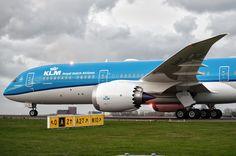 KLM - Boeing 787-9 Dreamliner aircraft