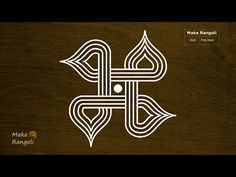 Simple and Easy Padi Kolam Rangoli Designs Latest, Simple Rangoli Designs Images, Small Rangoli Design, Rangoli Border Designs, Rangoli Designs Diwali, Rangoli Designs With Dots, Beautiful Rangoli Designs, Kolam Rangoli, Easy Rangoli