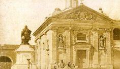 St Anthony of Padua chapel Fort Manoel Malta pre 1858
