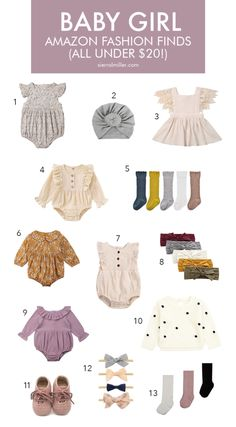 The Effective Pictures We Offer You About baby girl fashion infant A quality picture can tell you ma Baby Outfits, Outfits Niños, Kids Outfits, Fashion Outfits, Baby Girl Fashion, Toddler Fashion, Kids Fashion, Baby Girl Items, Baby Sleepers
