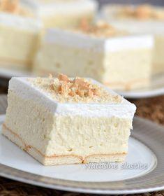 Sweet Desserts, Sweet Recipes, Delicious Desserts, Baking Recipes, Cake Recipes, Torte Recipe, Kolaci I Torte, Biscuit Cake, Desert Recipes
