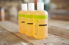 B-Full Volume Shampoo - strengthens and infuses weightless volume
