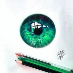 绘画_设计_艺术_眼睛_人物_美_瞳孔_手绘