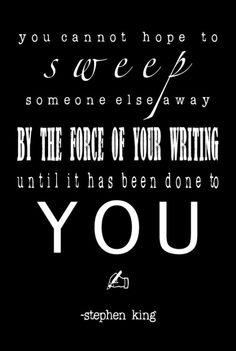 Quotable – Stephen King | Writers Write