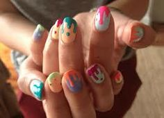 Image result for crazy nails