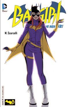 Batgirl by Campanula89.deviantart.com on @DeviantArt