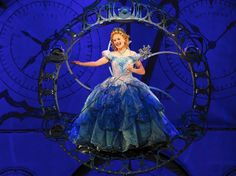 Congratulotions! Carrie St. Louis & More Begin Performances in Wicked on Broadway