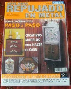 Arte Ruso Repujado En Metal AÑO 1 Nº3