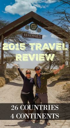 2015 Travel Review, 26 Countries, 4 Continents And Lots of Adventures! It's hard to believe that 2015 has come and gone, it passed so quickly for us but boy did we get up to some adventures.  We found ourselves diverging to 26 countries on 4 continents but most of our year was spent in Africa, overlanding from Cape Town to Cairo. Read the full blog post at http://www.divergenttravelers.com/2015-travel-review-divergent-travelers/