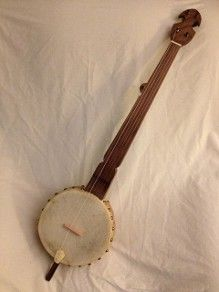 Unique Musical Instruments, Accessories | Cookstown, ON - Gourd Banjo