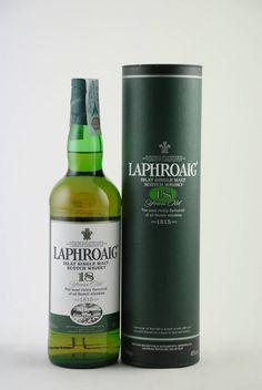 Laphroaig. #scotch #whisky #whiskey #alcohol