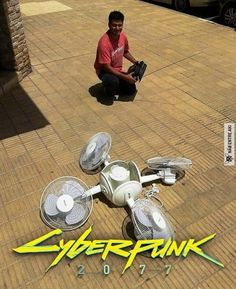 Leaked image from the upcoming game by CD Projekt Cyberpunk 2077, Stupid Funny Memes, Hilarious, Funny Images, Funny Pictures, Marvel Funny, Gaming Memes, Dankest Memes, Geek Stuff