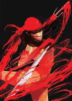 Elektra Art Poster No AS101 via PopKartSg Posters. Click on the image to see more!