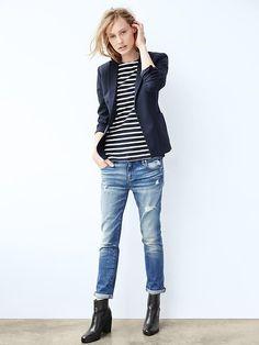 50 manieren om jeans te dragen