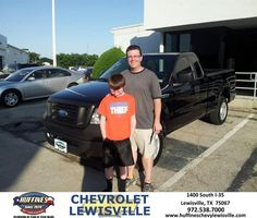 """https://flic.kr/p/sq8949   #HappyAnniversary to Michael Mullins on your 2007 #Ford #F-150 from Craig Martin at Huffines Chevrolet Lewisville!   <a href=""""http://www.huffineschevylewisville.com/?utm_source=Flickr&utm_medium=DMaxxPhoto&utm_campaign=DeliveryMaxx"""" rel=""""nofollow"""">www.huffineschevylewisville.com/?utm_source=Flickr&ut...</a>"""