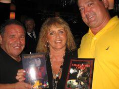 Phoenix, Arizona book signing, men and women alike enjoy my stories.
