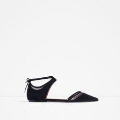 Immagine 1 di TOMAIA TALLONE RETE di Zara