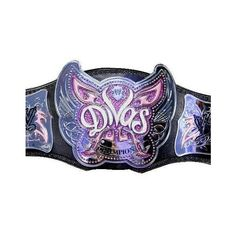 Wrestling Gold The History of the WWE Divas Championship ❤ liked on Polyvore featuring wwe and accessories