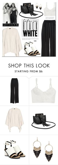"""""""Siblings"""" by mada-malureanu ❤ liked on Polyvore featuring Coast, Lonely, rag & bone, GetTheLook and celebritysiblings"""