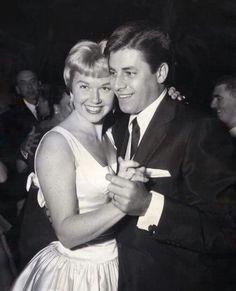 Doris Day & Jerry Lewis