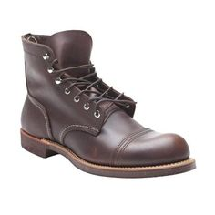 RED WING SHOES Iron ranger work boot