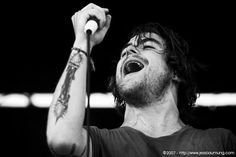 ANTHONY GREEN and all of his work. (Circa Survive/Saosin/solo project/etc.)