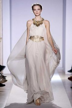 Zuhair Murad 2013 | Zuhair Murad Haute Couture Spring 2013: Knocking at the Chambre ...