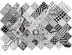 zentangle coloring pages - Google Search