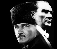 Mustafa Kemal Atatürk, the definition of the word leader. You are missed by many. Turkey needs someone like you right now. Republic Of Turkey, The Republic, The Turk, Someone Like You, Great Leaders, Turkey Holidays, World Leaders, Famous People, Che Guevara