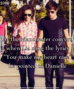 liam and danielle:) how cuteeeeee